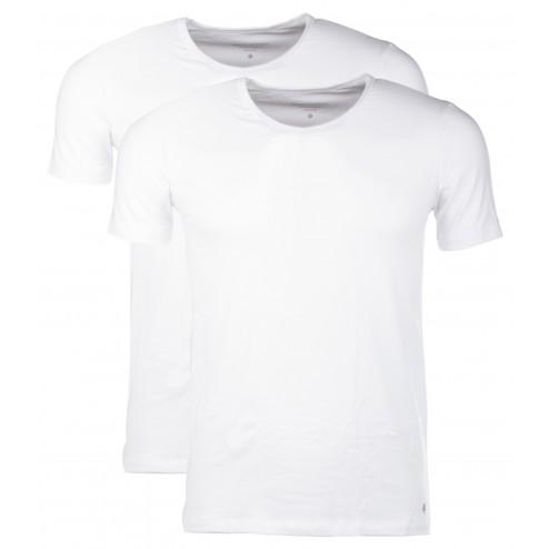 Marc O'Polo Body & Beach Herren 2er Pack T-Shirt V-Neck
