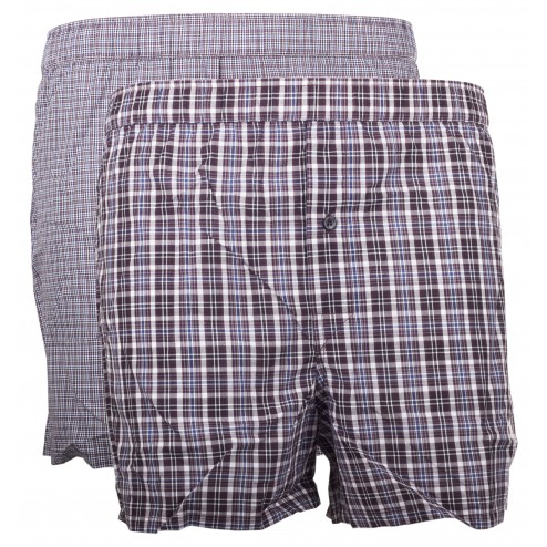 Marc O'Polo Body & Beach Webboxershorts im 2er Pack