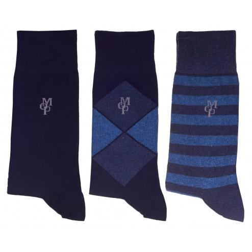 Marc O'Polo Body & Beach Socken im 3er Pack