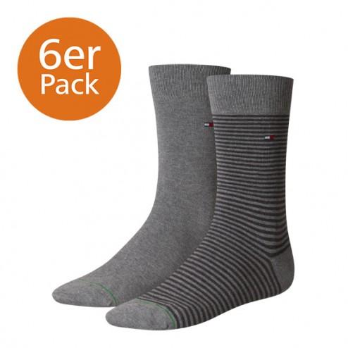 Tommy Hilfiger Socken im 6er Pack