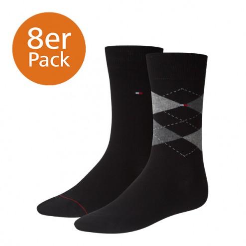 Tommy Hilfiger Socken im 8er Pack