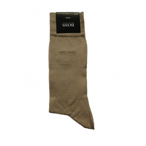 "BOSS Socke Marc ""Finest soft Cotton"" Sand"