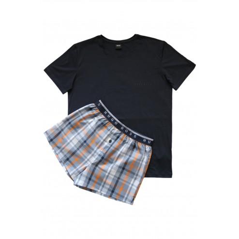 BOSS Kurzschlafanzug