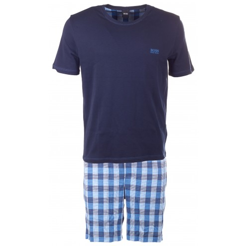 BOSS zweiteiliges Schlafanzug Set Short