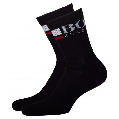 BOSS Socke QS Rib Logo CC