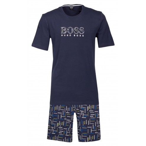 Boss Zweiteiliger Schlafanzug Relax Short Set