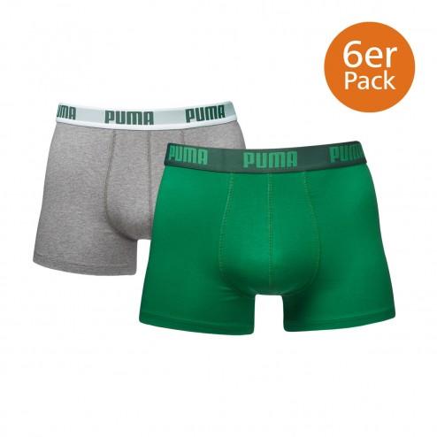 PUMA Boxershorts im 6er Pack