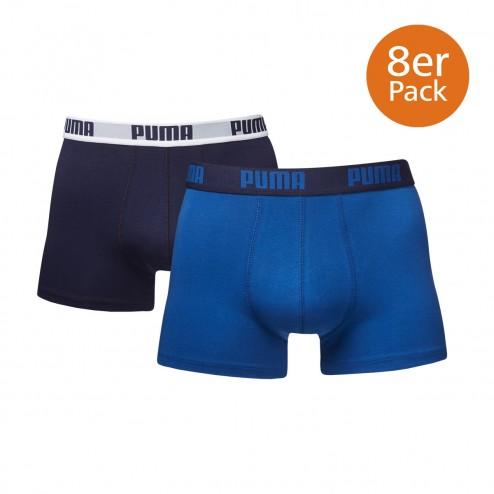 PUMA Boxershorts im 8er Pack