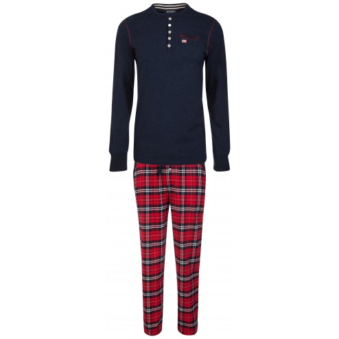 JOCKEY Schlafanzug Pyjama aus International Collection