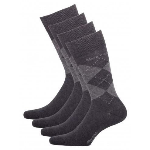 Marc O'Polo 4er Pack Socken