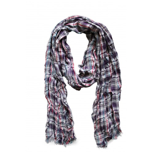 Modischer Schal Pure Lila