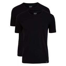 Jockey T-Shirt Rundhals im 2er Pack