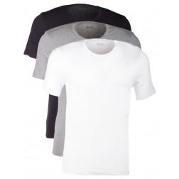 BOSS T-Shirt Rundhals im 3er Pack