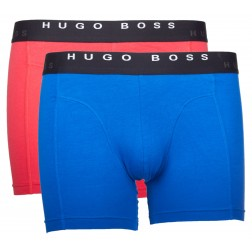BOSS Boxershorts im 2er Pack Cyclist 2P FN Solid