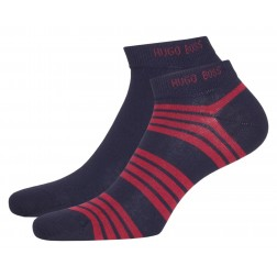 BOSS 2er Pack Socken 2P AS Stripe CC