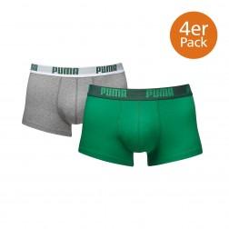 PUMA Boxershorts im 4er Pack